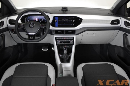 volkswagen t-cross 1.4 250 tsi total flex highline preto