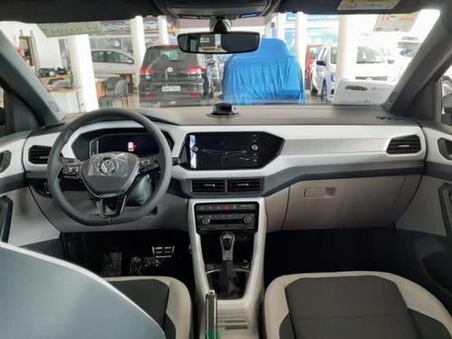 volkswagen t-cross 1.4 highline 250 tsi aut. 5p