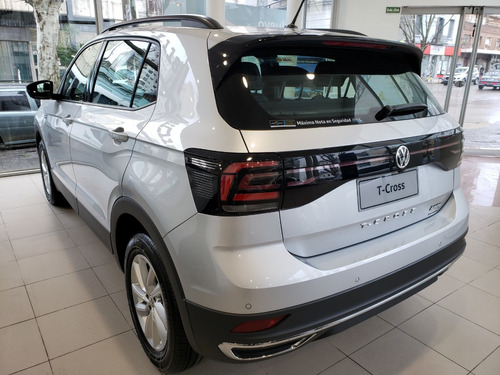 volkswagen t-cross 1.6 comfortline at 0 km 2020 4