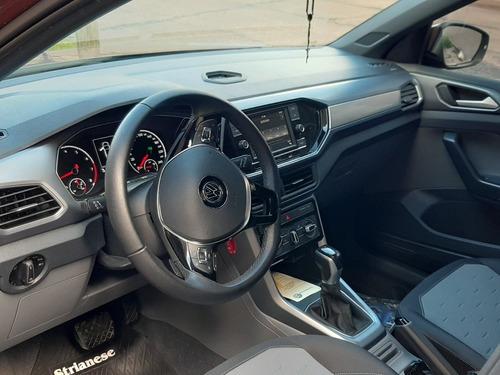 volkswagen t-cross 1.6 comfortline at 2019