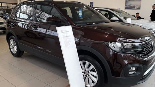 volkswagen t-cross 1.6 comfortline at 8