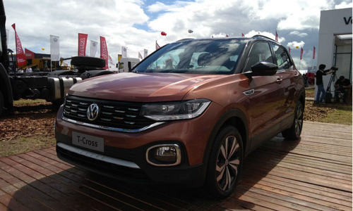 volkswagen t-cross 1.6 comfortline at dm
