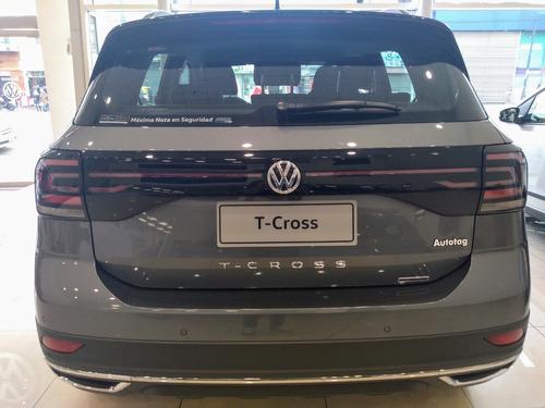 volkswagen t-cross 1.6 comfortline at gd #a1
