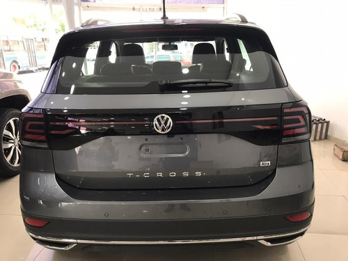 volkswagen t-cross 1,6 comfortline at okm / unidades oferta!