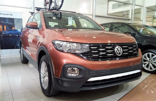 volkswagen t-cross 1.6 comfortline at stock real oferta #07