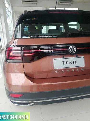 volkswagen t-cross 1.6 comfortline mt 110cv