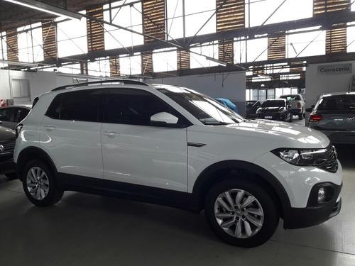volkswagen t-cross 1.6 comfortline mt 2019