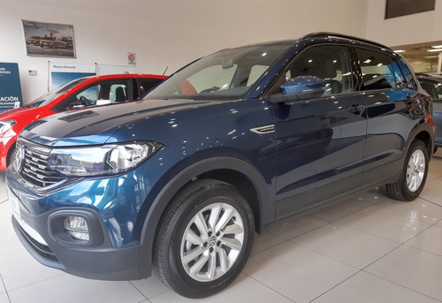 volkswagen t-cross 1.6 comfortline mt gd #a1