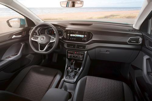 volkswagen t-cross 1.6 comfortline tiptronic dm