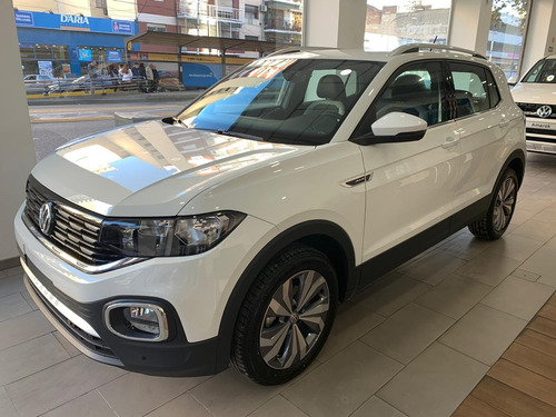 volkswagen t-cross 1.6 highline at 0km 2020 nueva vw jeep 13