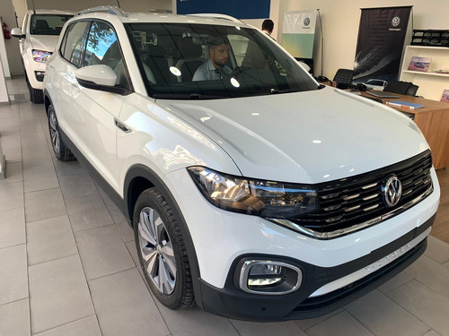 volkswagen t-cross 1.6 highline at 0km 2020 nueva vw jeep 35