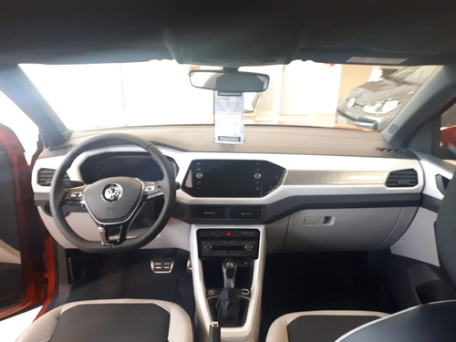 volkswagen t-cross 1.6 highline at - 3