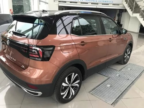 volkswagen t-cross 1.6 highline at 5