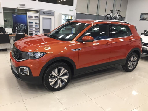 volkswagen t-cross 1.6 highline at 7