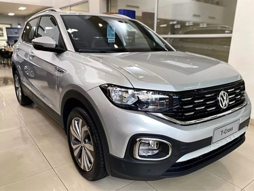 volkswagen t-cross 1.6 highline at automatica t cross 2020 7