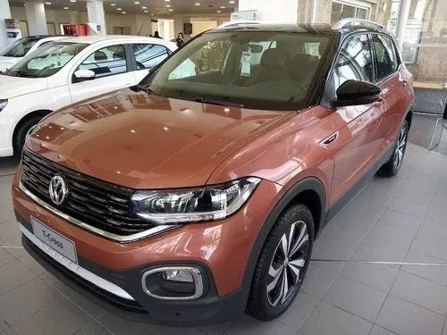 volkswagen t-cross 1.6 msi trendline manual 0 km 2