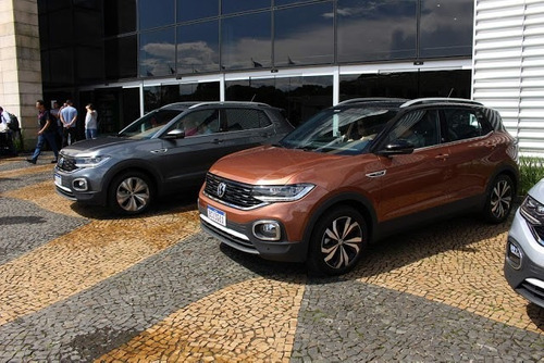 volkswagen t-cross 1.6 msi trendline manual 0 km 30