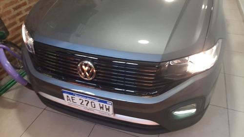 volkswagen t-cross 1.6 trendlinde mt 2020