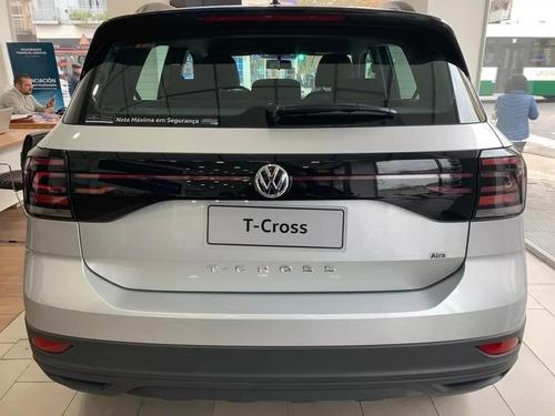 volkswagen t-cross 1.6 trendline manual nueva suv my21 vw 45