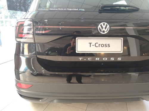 volkswagen t-cross 1.6 trendline mt 0 km eb #12
