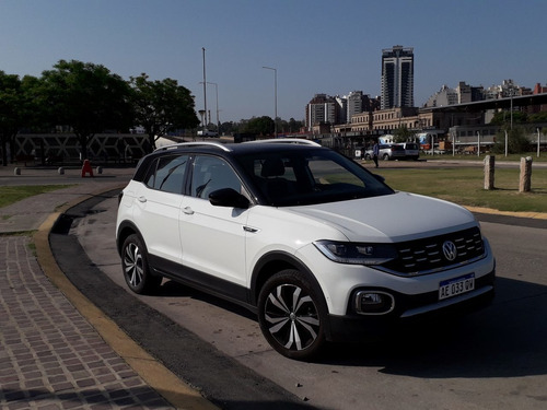 volkswagen t cross 2021 full bonificacion gobierno cta fija