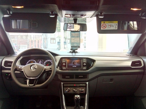 volkswagen t-cross comfortline 1.6l at  dc a2