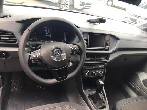 volkswagen t-cross comfortline aut 2020 entrega inmediata!