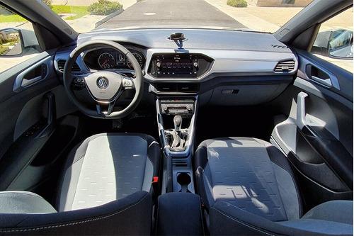 volkswagen t-cross comfortline automatica 2021 espasa #16