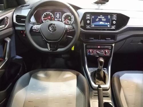 volkswagen t cross comfortline automatica levas 0km 2020 asr