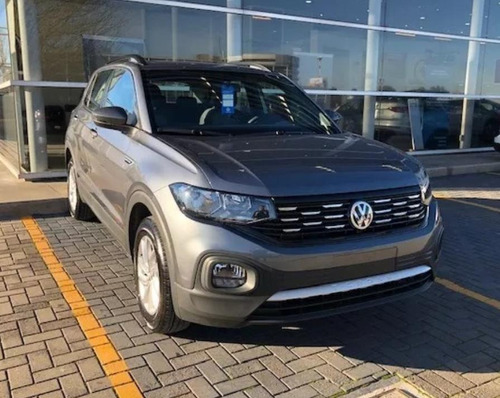 volkswagen t cross comfortline automatica tiptronic at vw 23