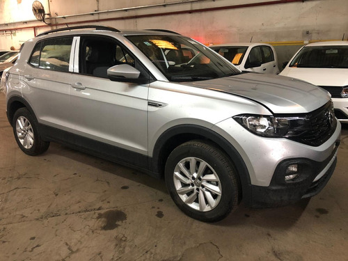volkswagen t cross comfortline manual 1.6 vw 0km 16v 2020