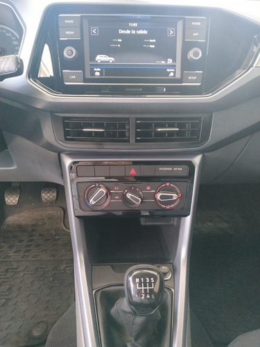 volkswagen t-cross comfortline manual 1.6msi 110cv 0km mogl