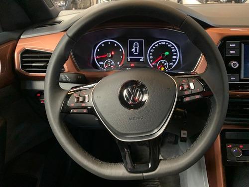 volkswagen t-cross comfortline my21 tiptronic 2021 cuero 13