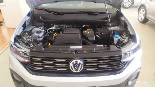 volkswagen  t-cross comfortline plus