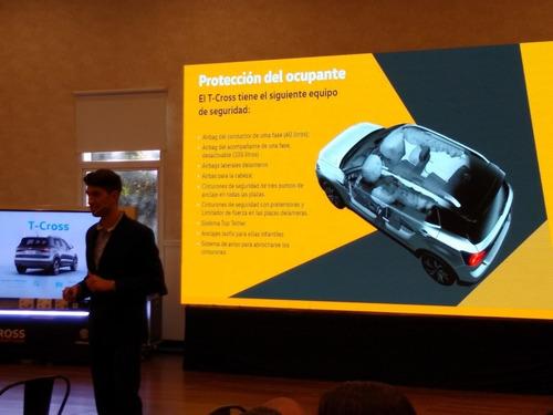volkswagen t-cross comfortline promo 2020 cm.