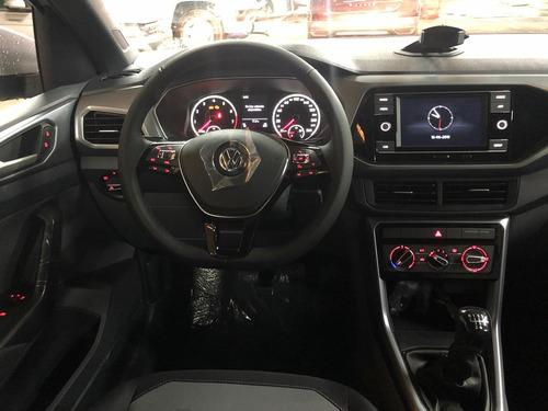 volkswagen t cross comfortline tiptronic 1.6 16v vw 0km 2019
