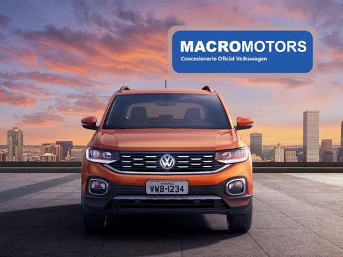 volkswagen t-cross confortline 2020