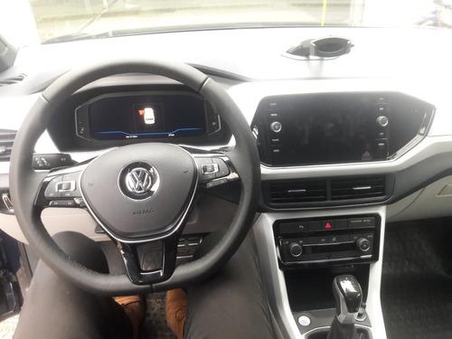 volkswagen t-cross confortline automática