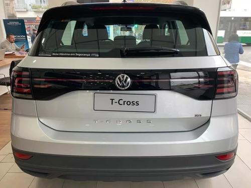 volkswagen t-cross financio tasa 0% te=11-5996-2463 0km