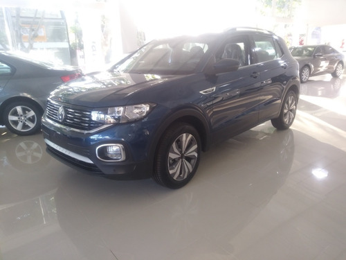 volkswagen t cross highline 0km automatica 2020