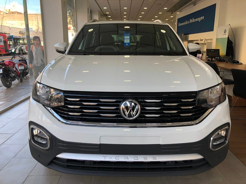volkswagen t cross highline 0km full msi automática vw c3