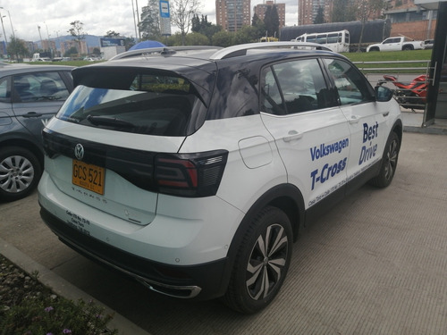 volkswagen t-cross highline 1.6 2021