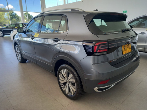 volkswagen t-cross highline 1.6l at