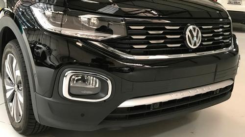 volkswagen t-cross highline 2020 - blindado