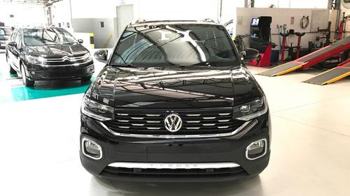 volkswagen t-cross highline 2020 - blindado - pronta entrega
