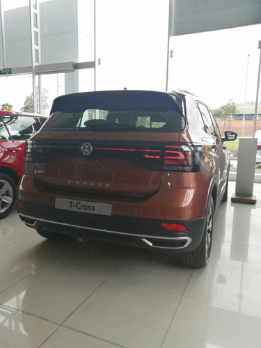 volkswagen t cross highline