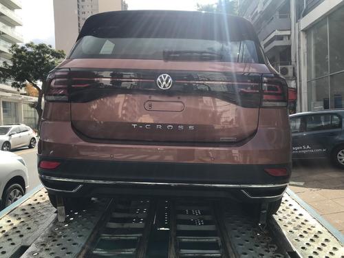 volkswagen t-cross highline aut 0 km stock  oferta #03