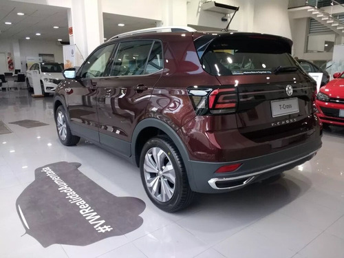 volkswagen t cross highline automatica tiptronic suv 2019 08
