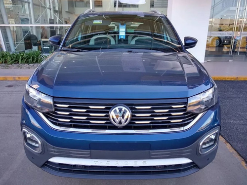 volkswagen t cross highline automatica tiptronic suv 2020 06