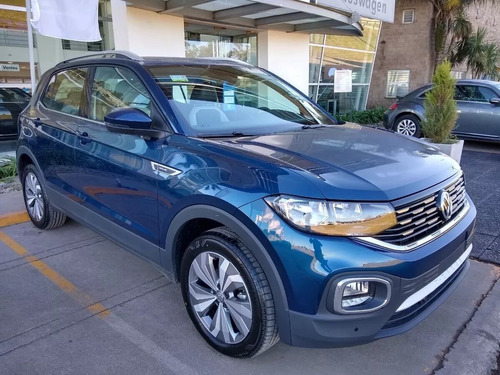 volkswagen t cross highline automatica tiptronic suv 2020 23
